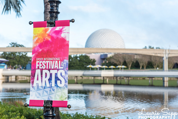 The EPCOT International Festival of the Arts