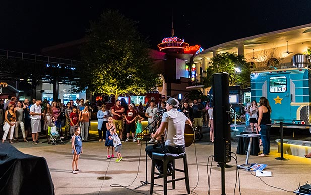 The feel, the music, the ambiance is why I love Disney Springs