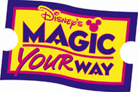 Disney's Magic Your Way Package is the main Disney World Vacation package