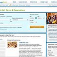 the disney world website for ADRs