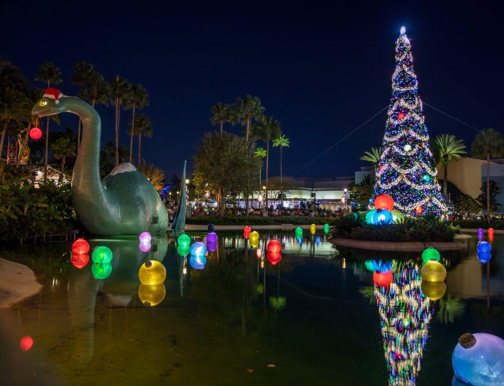 Christmas at Disney's Hollywood Studios