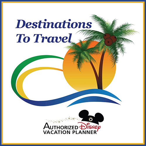Destinations to Travel Logo
