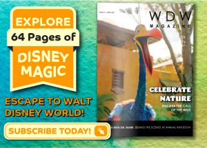 WDW Magazine April 2021 Issue