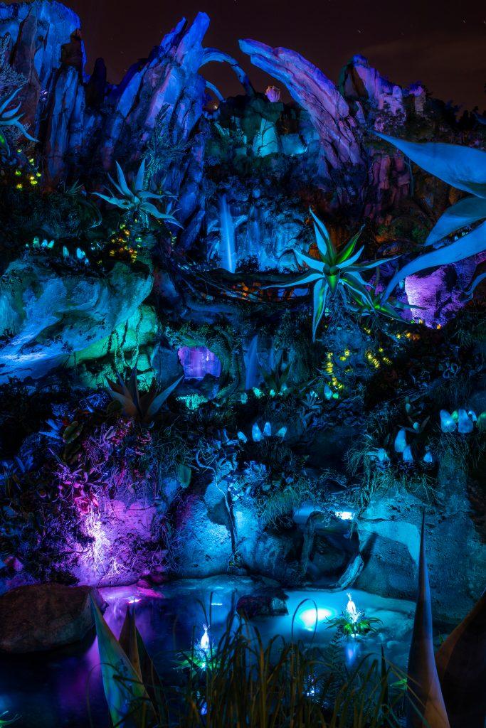 Pandora Bioluminescence