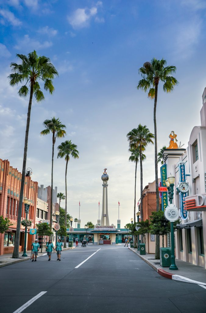 Hollywood Boulevard at Disney's Hollywood Studios